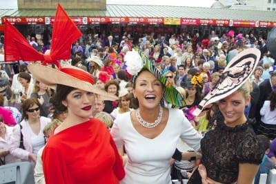 Galway Races Ladies Day 2012