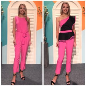 Spring Style Clinic On RTE's Today Show 20