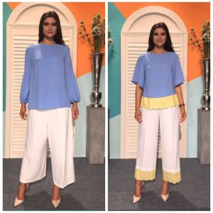 Spring Style Clinic On RTE's Today Show 16