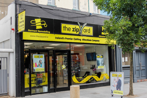The Zipyard: Bray